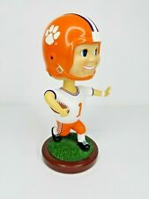 Clemson Tigers Bobble Head Football Player 2002 Limited Edition 1 of 3000