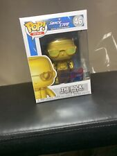 New ListingThe Rock Funko Pop All Gold Target Exclusive