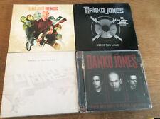 Danko Jones [4 CD Alben] Sleep Is The Enemy + Fire Music + Never Too Loud + Blue
