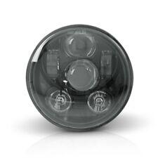 Phares additionnels LED 4,5 pour Harley Rocker//C Noir