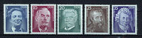 ALEMANIA/RDA EAST GERMANY 1975 MNH SC.1625/29 Famous men