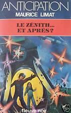 M. LIMAT / LE ZENITH... / ANTICIPATION FLEUVE NOIR