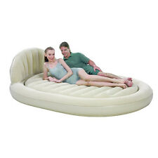 New Bestway Inflatable Comfort & Quest Royal Round Mattress / Air Bed