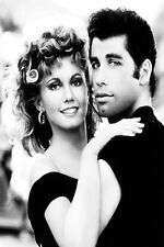 FANTASTIC GREASE TRAVOLTA NEWTON-JOHN CANVAS #2 QUALITY PICTURE A1 A3 FREE P&P
