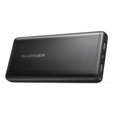 Powerbank RAVPower 20000mAh Externer Akku Battery Pack 2 Port iSmart 5V/3.4A Ges