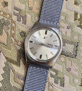 Vintage Enicar Automatic Watch