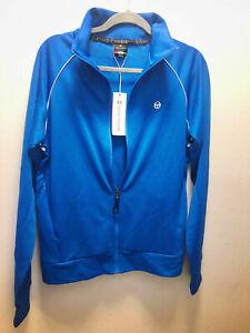 Sergio Tacchini Men's Track Jacket Blue