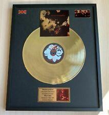 The Cure Disintegration 1989 Vinyl Gold Metallisierte Schallplatte im...