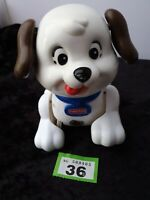 Fisher Price Little Snoopy Pull Along Dog