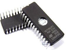 50pcs M27128A2F1 IC DIP EPROM DIP-28 M27128 16k x 8