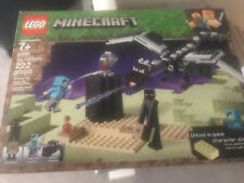 Lego The End Battle Minecraft (21151)