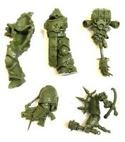 NEW know no fear Death Guard - Plague Marine Chaos Nurgle A