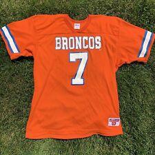 best service f2d78 29ba9 Denver Broncos Vintage Football Shirts for sale | eBay