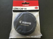 New Canon Lens Cap 14 L-CAP14 For EF 14mm F2.8 L II USM Camera Lens from JAPAN