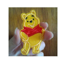 Winnie The Pooh - Bear - Cartoon - Embroidered Iron On Applique Patch