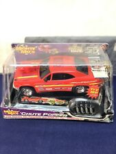 Toymax Mighty Mo's Lowrider Chute Popper 1/24 Scale Car Key Chain R/C Hydros MIB