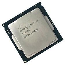 Intel Core i7-7700 CPU Kaby Lake Quad-Core 3.6GHz LGA 1151 65W Desktop Processor