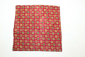 MODAITALIA POCKET SQUARE Handkerchiefs F16035