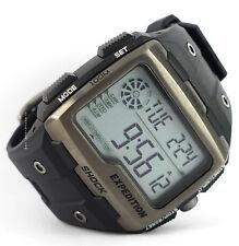Timex TW4B02500 Expedition Shock Digital Display Black Strap Men's Watch - NEW