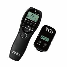 YouPro YP-870/DC0 Wireless Timer Remote Control for Nikon D800E,D810,D800,D700