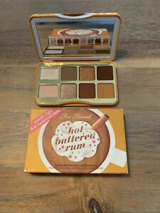 Too Faced Hot Buttered Rum Eye Shadow Palette Limited Edition New in Box