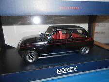 NV185114 by NOREV RENAULT 5 ALPINE BLACK 1976 1:18