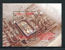 Peru 1159 MNH Tomb of Lord of Sipan 1997 SCV-$18.00  x19985