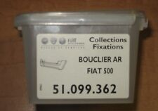 KIT FIXATION  BOUCLIER PARE CHOC ARRIERE FIAT 500 - 51099362