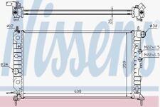 NISSENS 630121 radiateur Opel Vectra B 1,6 -2, 0 CA 95