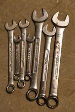 lot de 7 outils facom clés  mixte diverses
