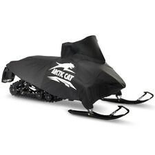 Arctic Cat Polyester Snowmobile Cover Black & White 2012-2020 Zr F Xf - 8639-013