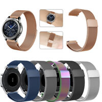 For Samsung Gear S3 Classic / Frontier Watch Band Wrist Strap Stainless Steel