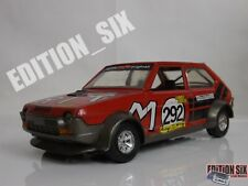 Burago 1:24 FIAT RITMO Strada Classic Rally Race car vintage retro release