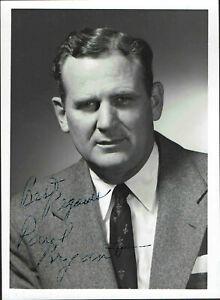 PAUL BEAR BRYANT Signed 5 x 7 Photo Autographed  Alabama  JSA