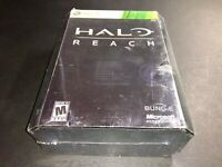 Halo: Reach -- Limited Edition Microsoft Xbox 360 NEW SEALED Free fast shipping!