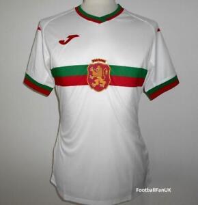 BULGARIA Joma 2020-2021 Official Home Football Shirt NEW Soccer Jersey Bulgarie