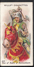 Wills Cigarette Card - Arms & Armour No 19 - A Knight With a Battle Axe - A231