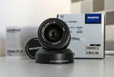 Olympus M.Zuiko Digital 25mm f/1.8 MFT - micro 4/3 PERFETTO!!!