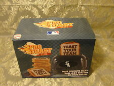 Chicago White Sox Pangea Brand toaster. Brand new in box. Team logo on side