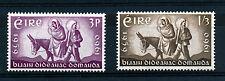 IRELAND 1960 WORLD REFUGEE YEAR BLOCKS OF 4 MNH