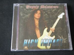 Yngwie Malmsteen - High Impact NEW CD 2009 from Alcatrazz Steeler & Rising Force