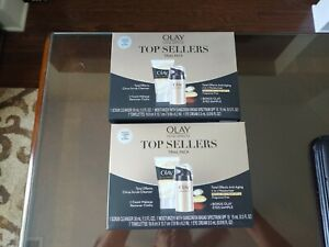 Olay Total Effects Top Sellers Skin Care Trial Pack (Two boxes)