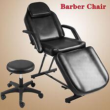 Bareber Massage Bed Chair Beauty Equipment Spa Tattoo Salon Hydraulic Stool