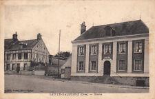 SAINTE-GAUBURGE mairie éd avenel timbrée 1941