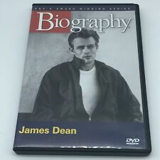 """""""Biography: James Dean - Outside the Lines"""" A&E DVD OOP 2005 Film Actor"""