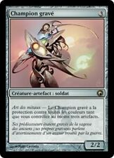 Champion gravé - Etched Champion - Magic mtg -