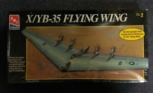 AMT ERTL X/YB-35 FLYING WING XB-35 YB-35 MODEL KIT ITEM 8615 SCALE 1/72