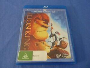 The Lion King Diamond Edition Blu-ray + DVD