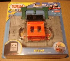 Fisher Price Thomas the Train Take-N-Play Portable Railway Diesel 2013 MIP NEW
