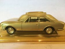 PEUGEOT 504 COUPE V6 SCALE 1/43 SOLIDO